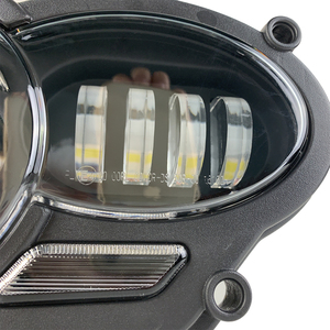Image 4 - Reflektor led motocyklowy do R1200GS R 1200 GS ADV R1200GS LC 2004 2012 (fit Oil Cooler)