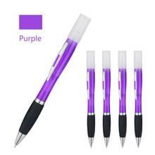 Шариковая ручка с распылителем дезинфицирующая пластиковая Мини