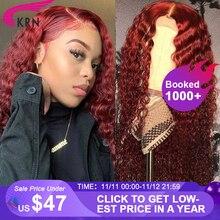 Perruque Lace Front wig cheveux naturels Remy KRN