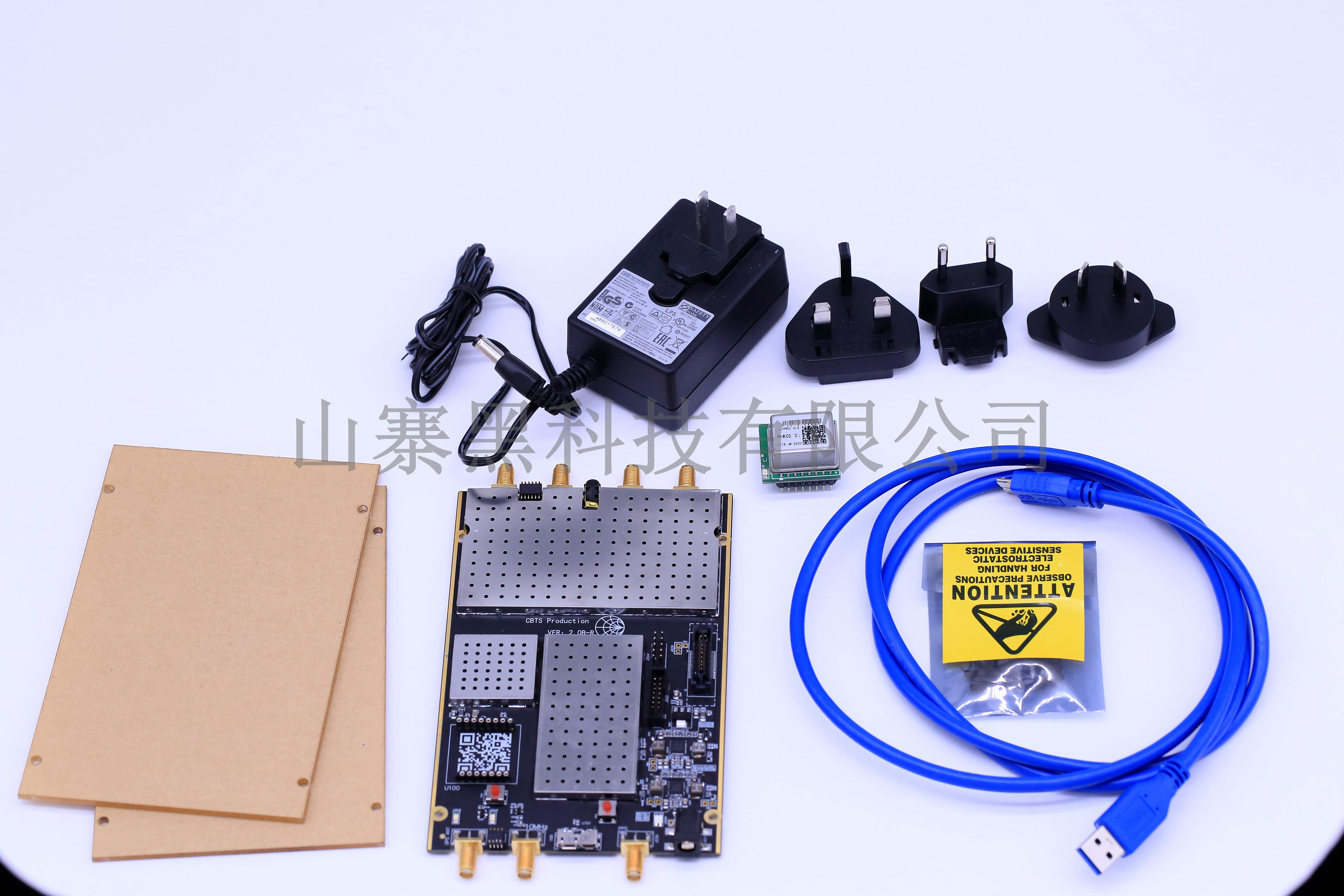 AD9361 70MHz – 6GHz SDR Software Defined Radio USB3.0 Compatible With USRP B210 + 10MHz GPSDO GPS-DO