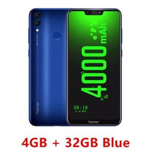 """Image 5 - Firmware Smartphone Honor 8C, Global, 4G, 4000mAh, Snapdragon 6,26 de 632 """", Octa Core, Android 8,1, cámara Dual, identificación facial, 4GB, 32GB"""