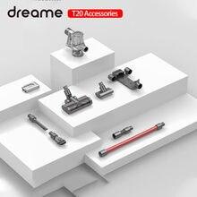 Dreame-Accesorios de reemplazo de filtro Hepa T20, aspiradora inalámbrica de mano, partes del filtro de limpieza, accesorios