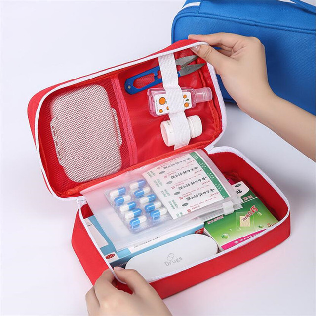 Business Travel Travel bags Portable Packing First Aid Kit