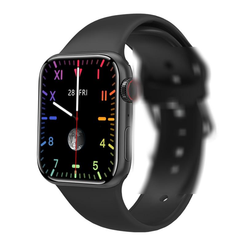 Смарт-часы 2021 M16 PLUS оригинальные Смарт-часы для мужчин и женщин 44 мм iwo Серия 6 BT вызов пользовательские обои для IOS Android