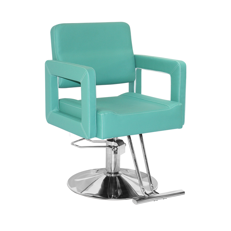 Hairdressing Salon Hairdressing Chair High-end Barber Shop Simple Light Luxury Ins Haircut Chair Hair Salon Haircut Chair