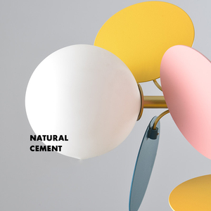Image 5 - Modern Iron Art Pendant Lights LED Pendant Lamp Lighting Colorful Living Room Bedroom Dining Room Loft Home Decor Light Fixtures