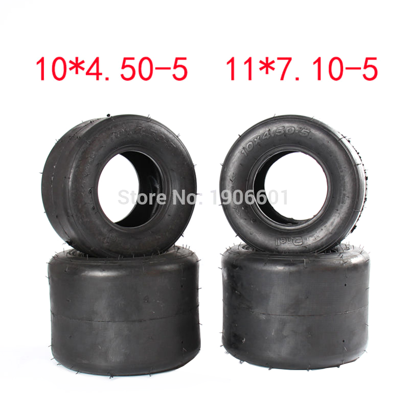 Высококачественные шины qingda 10X4.50 5 и 11X7.10 5, аксессуары для квадроциклов