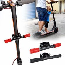 Para xiaomi m365 scooter elétrico lidar com apertos para crianças universal guiador skate acessórios
