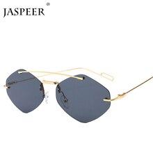 JASPEER Red Black Square Sunglasses Women 2019 Brand Trendy