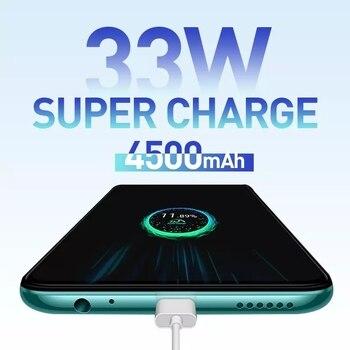 Infinix ZERO 8 ZERO8 Smartphones 6.85 Inch 8GB 128GB 64MP Rear Quad Camera HelioG90T 33W Super Charge Мобильный телефон هاتف ذكي 2