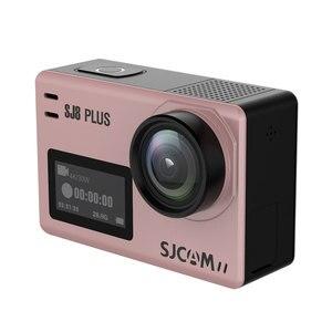 Image 3 - Original SJCAM SJ8 serie SJ8 Plus 4K 60FPS WiFi Remote Cámara de Acción Chipset Ambarella Ultra HD extrema ir deportes Pro cámara DV