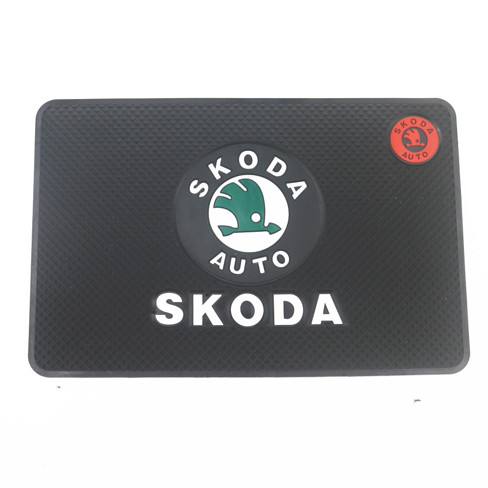 Car Styling Mat Case For Skoda Octavia Fabia Rapid Yeti Superb Octavia A 5 A 7 2 Interior Logo Auto Accessories Car Styling