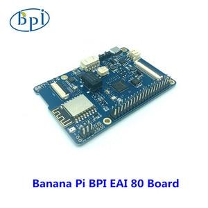 Newest Arrive Banana PI BPI EAI-80 AIoT Board ,Edgeless EAI80 Chip Design