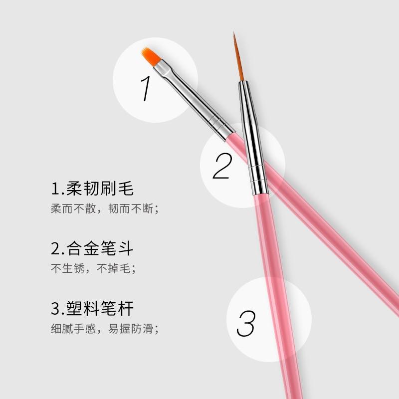 Купить маникюрный набор карандашей 15 наборов рисунки на ногтях линия