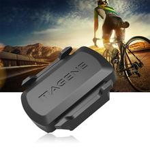 MAGENE ANT+ Bluetooth Bike Speed Cadence Dual Sensor IP66 Waterproof Dust-Proof for Garmin iGPSPORT Bryton suunto bike sensor garmin