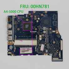 Pour Toshiba M50D A M50D série K000150950 A4 5000 CPU ZRMAE/ZEMAE LA A551P ordinateur portable ordinateur portable carte mère carte mère testé