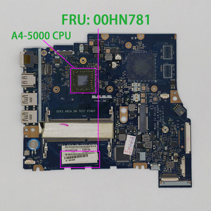 Image 1 - for Toshiba M50D A M50D Series K000150950 A4 5000 CPU ZRMAE/ZEMAE LA A551P Laptop PC NoteBook Motherboard Mainboard Tested