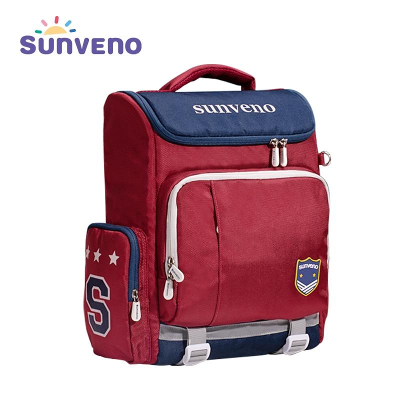 Sunveno 2019 New Children School Bags Kids Backpack For Boys And Girls Children Backpack Teenager School Bags Mochila Escolar