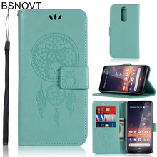 For Nokia 3.2 Case Soft Silicone PU Leather Bumper Anti-knock Phone Bag Cover 6.26 BSNOVT