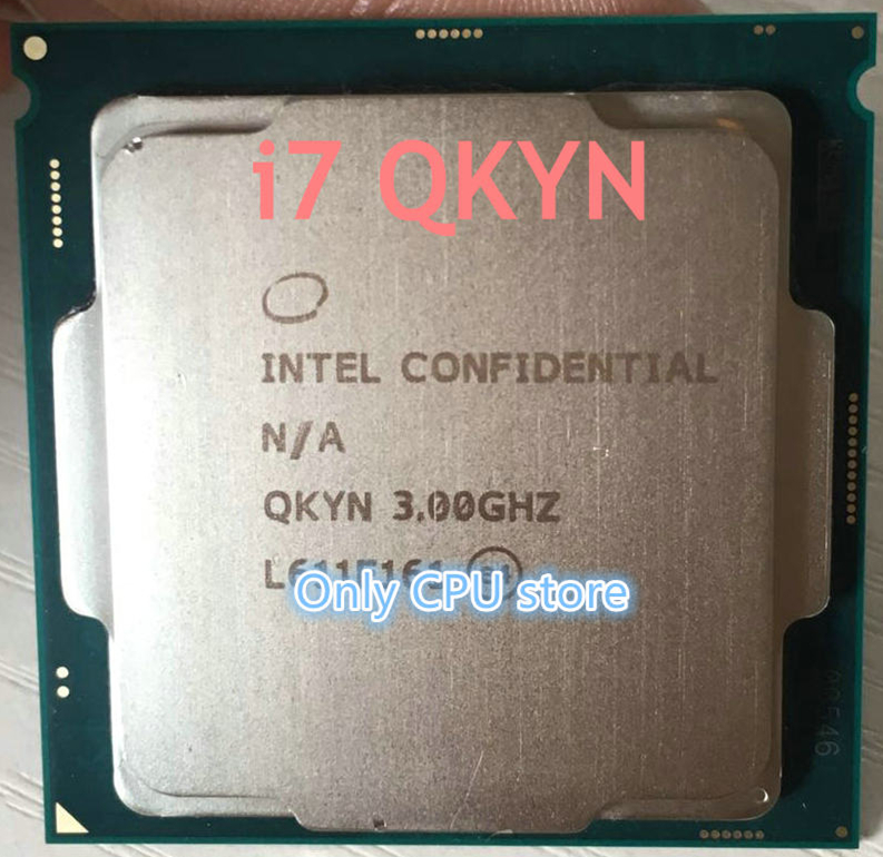 Image 1 - Intel I7 7700 ES Quad 8M 3.0G QKYN LGA1151 Integrated HD630 graphics card es edition have not show model the same link prictureintel xeonxeon intele5 v3 -