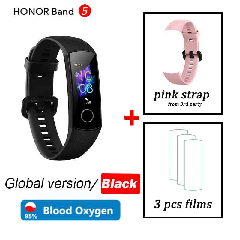 black global pink
