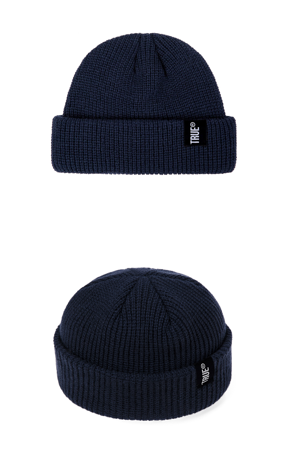 2021 Fashion Unisex Winter Hat Men Cuffed Cib Knit Hat Short Melon Ski Beanies Autumn Winter Solid Color Casual Beanie Hat 23