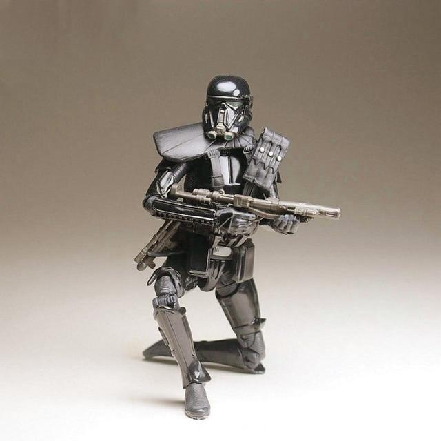 Disney Star Wars 15cm Darth Vader Action Figure doll Model Anime Decoration Collection Figurine mini Toy model for children gift