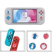 Джойстик для большого пальца крышка джойстика чехол для джойстика для Pokemon Sword/Shield kingd Switch Lite NS Joy Con контроллер геймпад