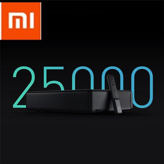 Projetor Xiaomi 1S 4k HD  3D HDR 2GB 16 Projeta 150 Polegadas HDMI 5