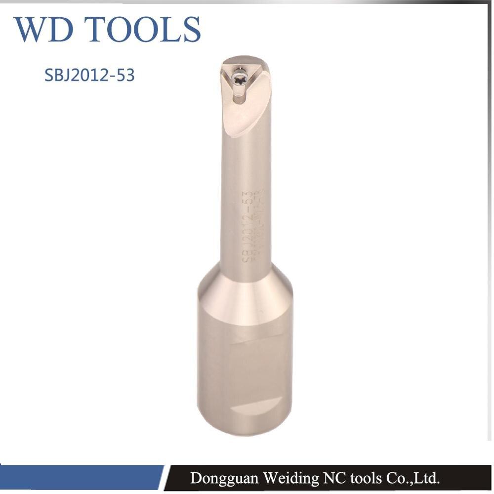 SBJ2012-53 Good Price Boring Range 12-17mm 1PCS  Boring Bar NBH2084 Cylinder Boring Tool