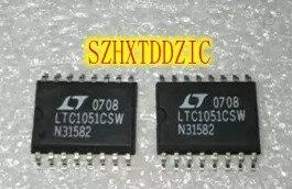 Image 1 - 1pcs LTC1051CSW SOP16 [SMD]