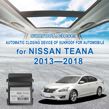 Auto sunroof close For NISSAN TEANA 2013-2017 Automatic closing device of for automobile 2014 2015 2016 skylight