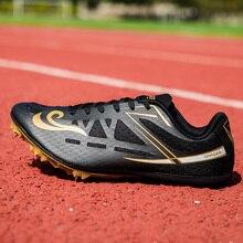 Mangobox мужские и женские Беговые шипы для трека, черные, красные шипы для прыжков, обувь для мальчиков, высококачественные мужские кроссовки для бега и поля