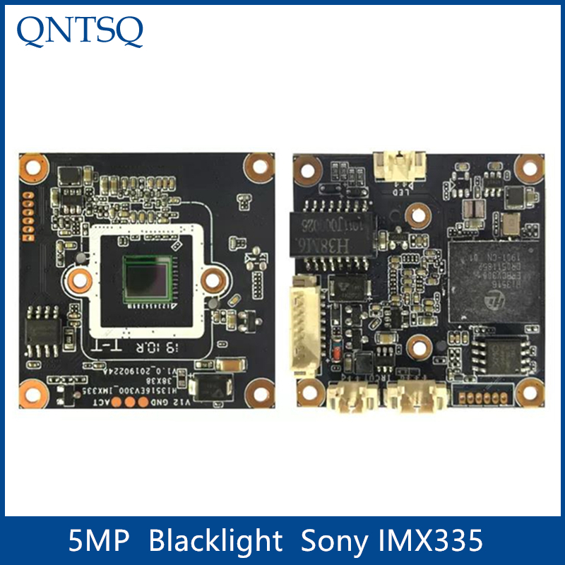 5mp IP Camera Module,Sony IMX335,TPsee TH38M8,Blacklight