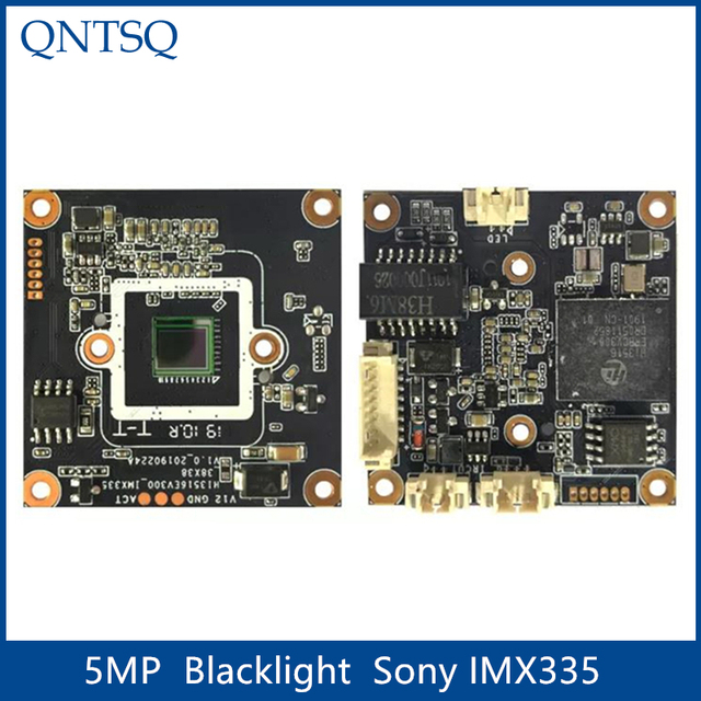 5mp IP camera module, Sony IMX335, TPsee TH38M8, Blacklight