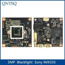 5mp IP modulo telecamera, Sony IMX335, TPsee TH38M8, Blacklight