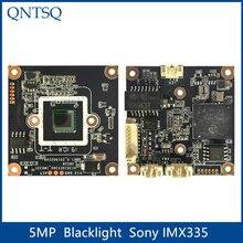 5mp moduł kamery IP, Sony IMX335, TPsee TH38M8, Blacklight