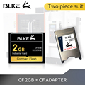 Two piece suit BLKE CF card +CF adapter Compact Flash Card 4GB 2GB 1GB 512MB 256MB 128MB For Machine tool/CNC/Fanuc Memory card