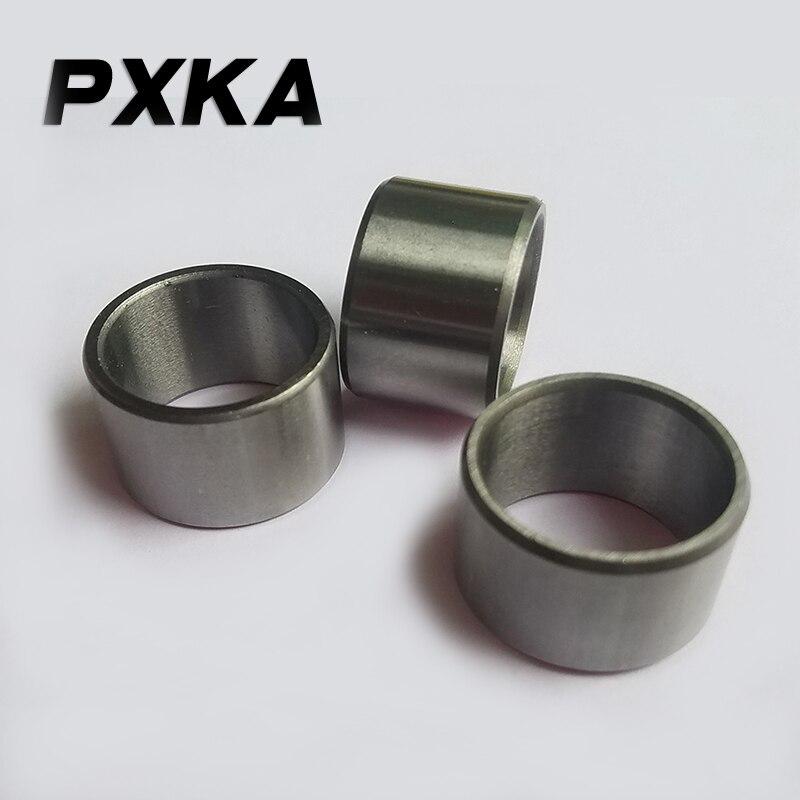 Bearing Bush 5 mm Internal Diameter x 9 mm External Diameter x 10 mm Length Self-lubricating sintered Bronze bushings 6 Pieces