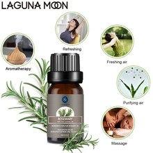 Lagunamoon Rosemary 10ML czysty olejek eteryczny masaż dyfuzor aromat mięta trawa cytrynowa Cajeput wanilia pomarańczowy olej bazylii odświeżający