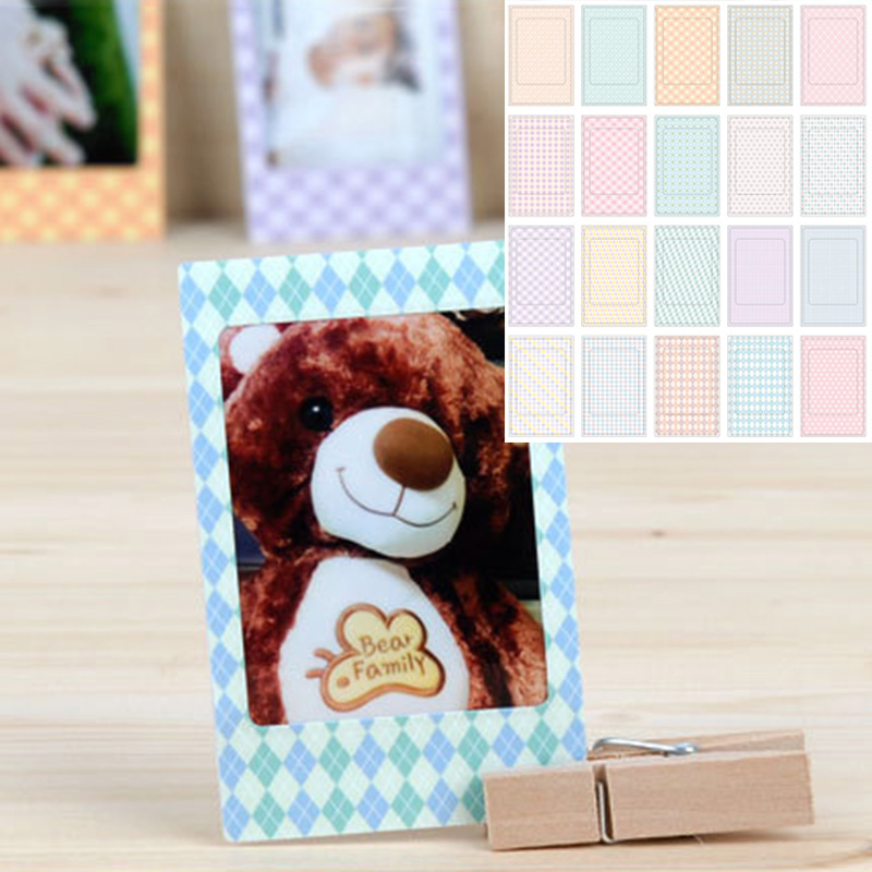 20 Sheet Instant Films Po Sticker For FujiFilm Instax Mini8 7s 25 50s Camer