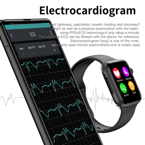 Image 5 - W34 Bluetooth Call Smart Watch Ecg Ppg Blood Pressure Heart Smartwatch Ip68 Waterproof Men Smart Watch For Iphone Ios Android