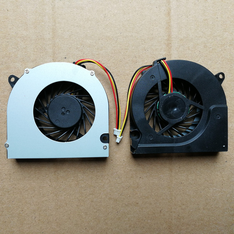 New laptop cpu cooling fan for <font><b>HP</b></font> <font><b>6510B</b></font> 6515B 6520S 6710B 6710B 6710S 6720 6735S 540 541 NX6310 6531s NX6325 6715S 6515B image
