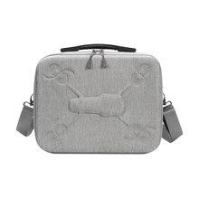 Upgrade Version Mavic 2 Waterproof Hard Carry Case Accessories Storage Crossbody Bag Handbag For-Dji Mavic 2 Pro / Zoom Drone цена 2017