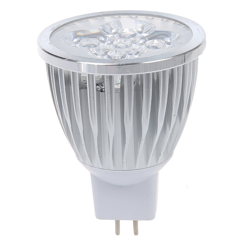 MR16 5W LED Plant Grow Light Hydroponics Energy Saving Lamps 4 Red 1 Blue For Indoor Flower Plants Growing Greenhouse Vegetables