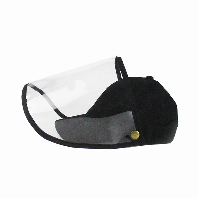 new Anti-fog Face Shield Protective Mask PET Visor Full Face Prevent Saliva Splash Isolation Mask Kitchen Eye Protection Tools 1