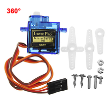 Servo-Sg90 Plane Spin-Tower Micro-Servo 450 Helicopter Mini for Rc-250 Air Car Rc-Drop
