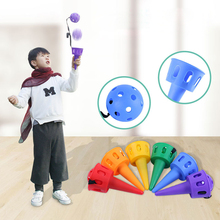 Outdoor-Toys Ball Toys-Sets Game Interactive-Toy Beginner Hand-Throw Funny Kids Children Sport