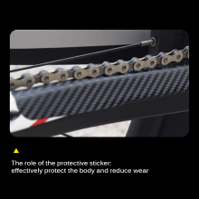 Chain Stickers Frame-Protector Cycling-Accessories Bike Bicycle MTB Anti-Scratch-Sheet