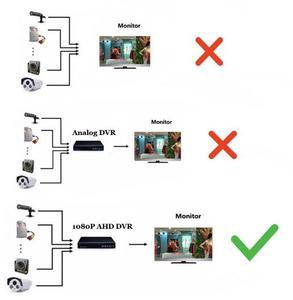 """Image 5 - NEW CCTV 1/4"""" COMS AHD 1200TVL 36X Optical Zoom DSP Color Video Box Camera Auto Focus AHD Camera For AHD DVR"""